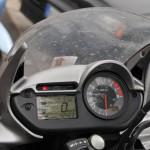 Km alla partenza - Honda Transalp