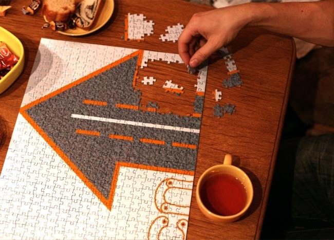 roma caput nord puzzle